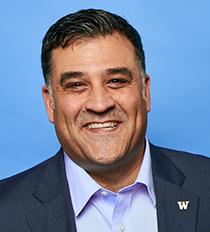 Headshot: UWAA Executive Director Paul Rucker