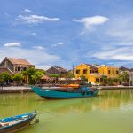 Vietnamese ancient city of Hoi An, Vietnam