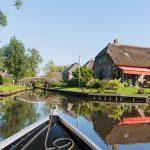 Enchanting village of Giethoorn