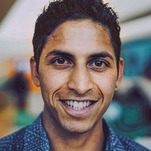 Portrait: Tushar Khurana