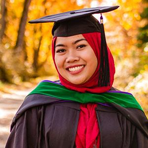 Portrait: Faridah Abdullah