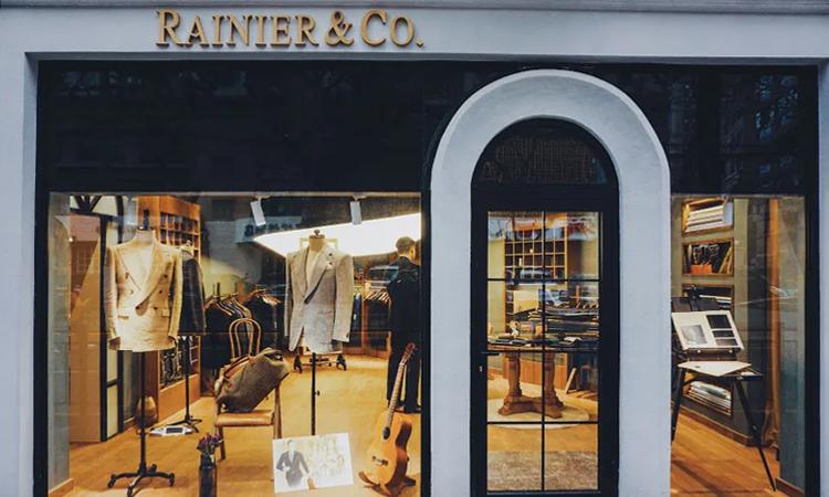 Rainier & Co. Storefront