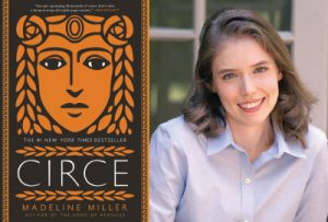 Book Cover of Circe and author Madeline Miller
