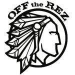 Off the Rez restaurant logo