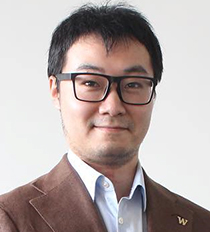 Portrait of Eric Tian