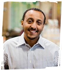 Efrem Fesaha headshot