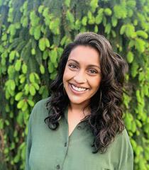 Portrait: Aditi Rajendran