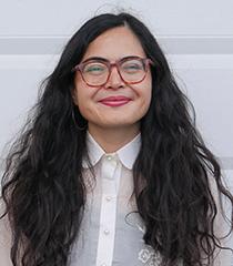 Portrait: Evalynn Fae Taganna Romano