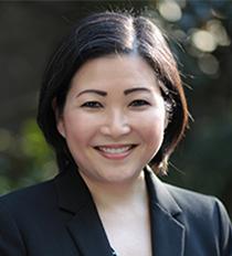 Portrait: Colleen Fukui-Sketchley