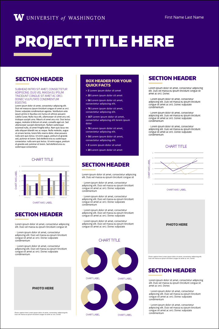 Research Posters | UW Brand