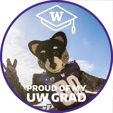 Facebook grad frame for friends and family