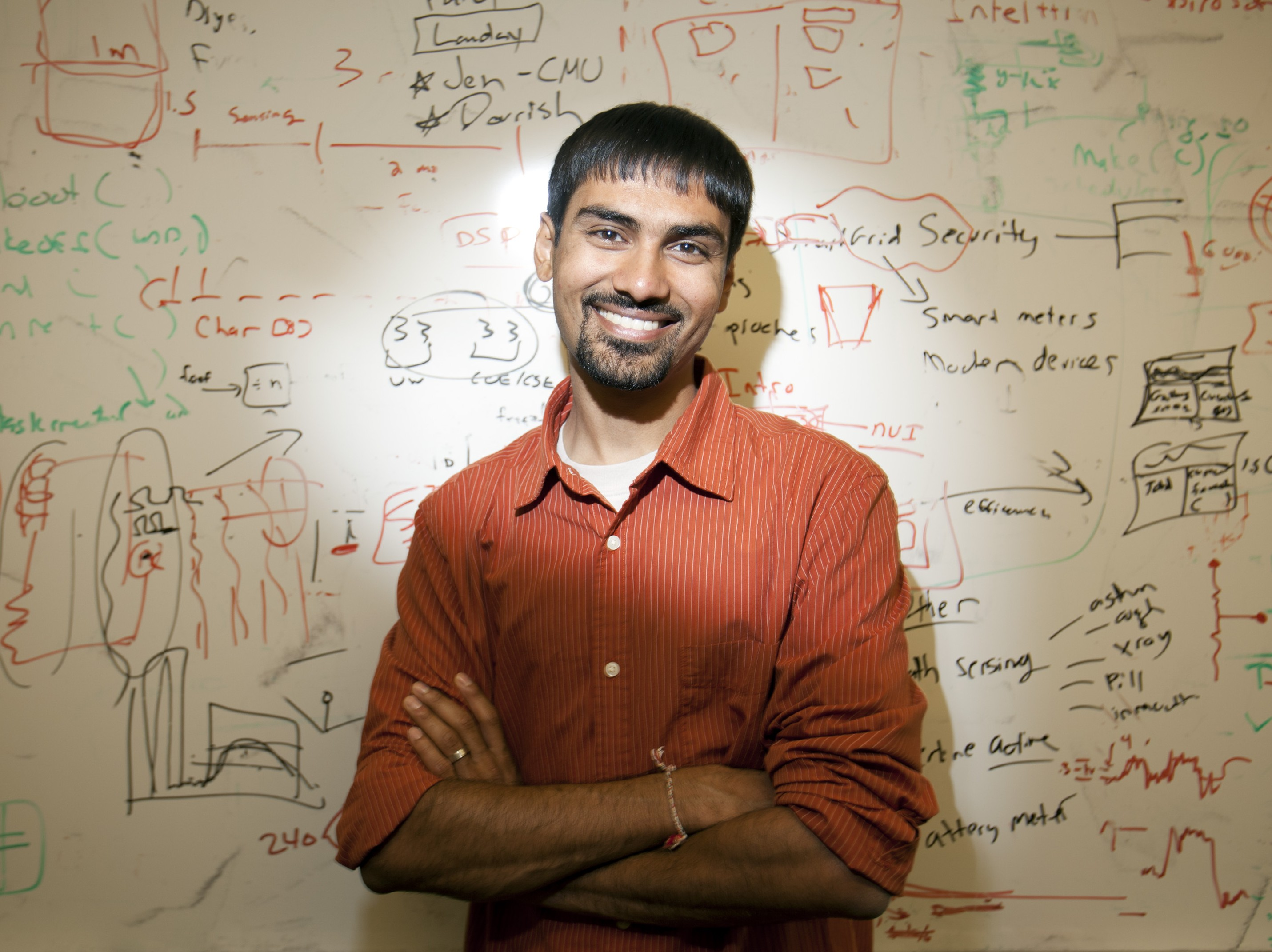 Dr. Shwetak Patel