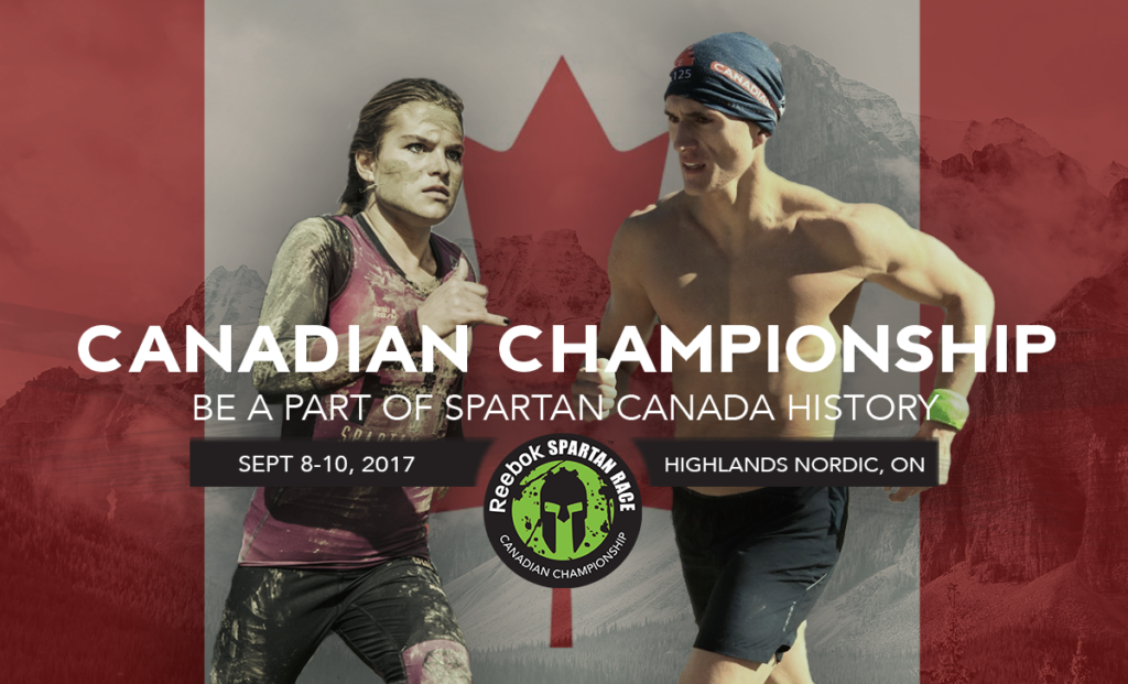2017 SPARTAN RACE CANADIAN CHAMPIONSHIP