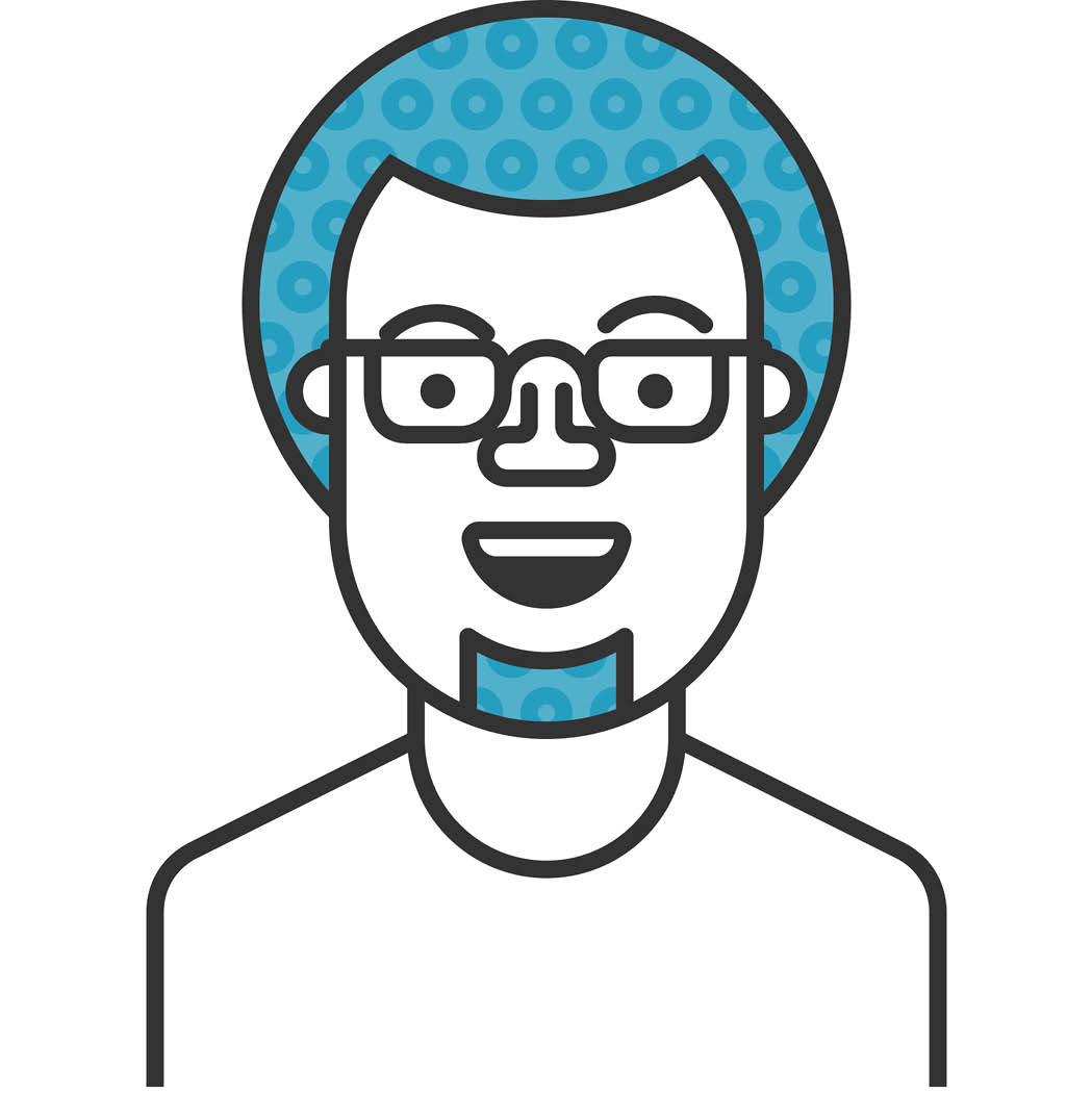 Compliance Manager cartoon headshot