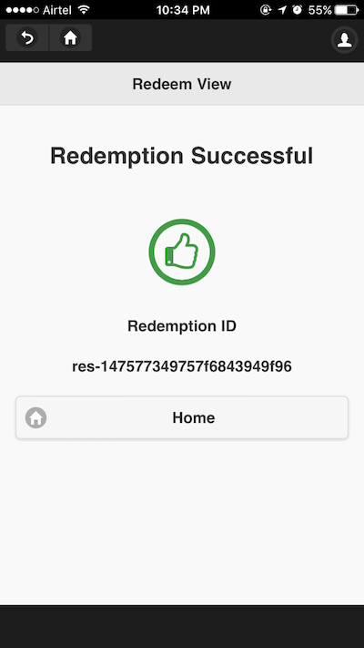 redemption-successfull-mobile-screen