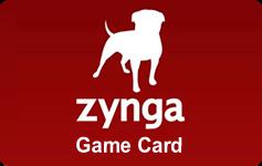 Zynga Gift Card
