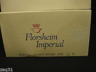 Florsheim Imperial 93605 Widths