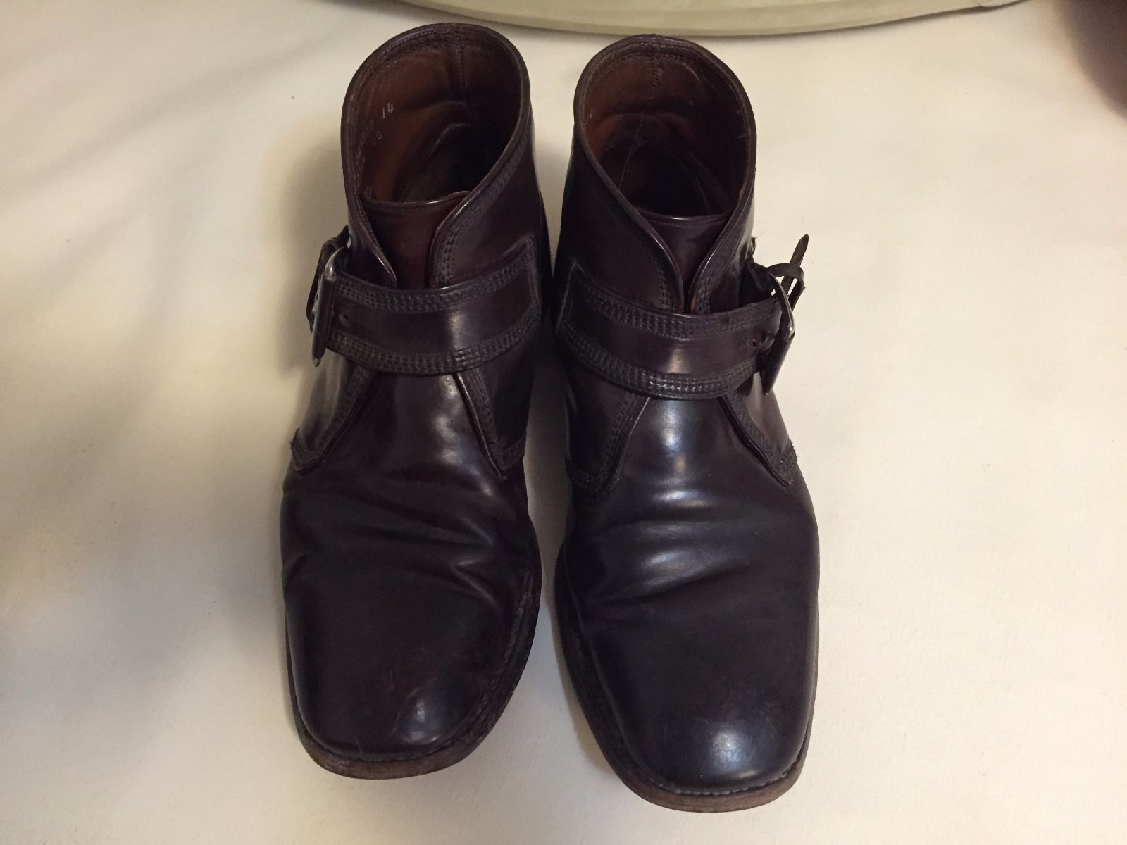 Florsheim Imperial Shell Cordovan Boot