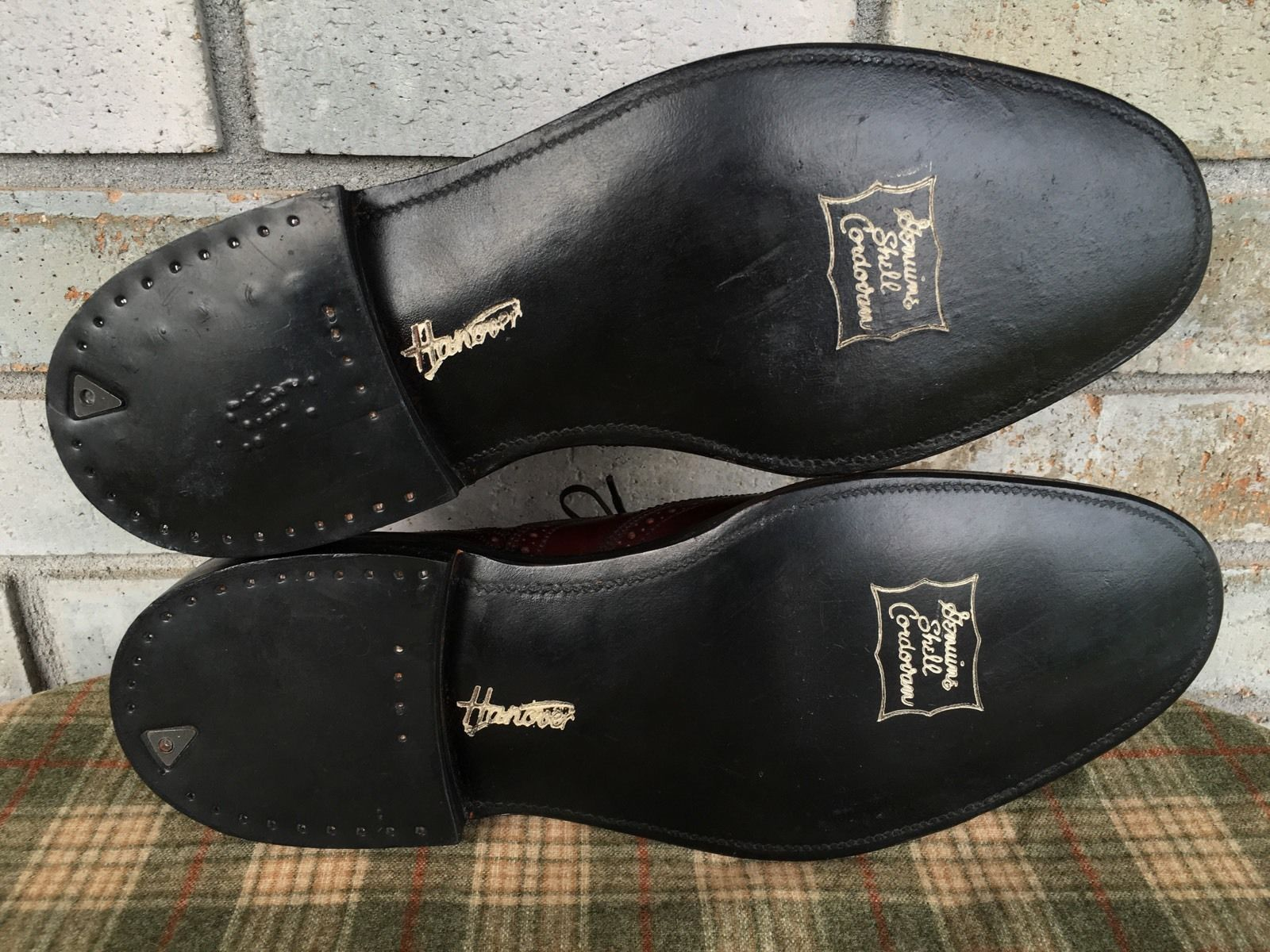 Hanover Imperial 2350 Wingtip