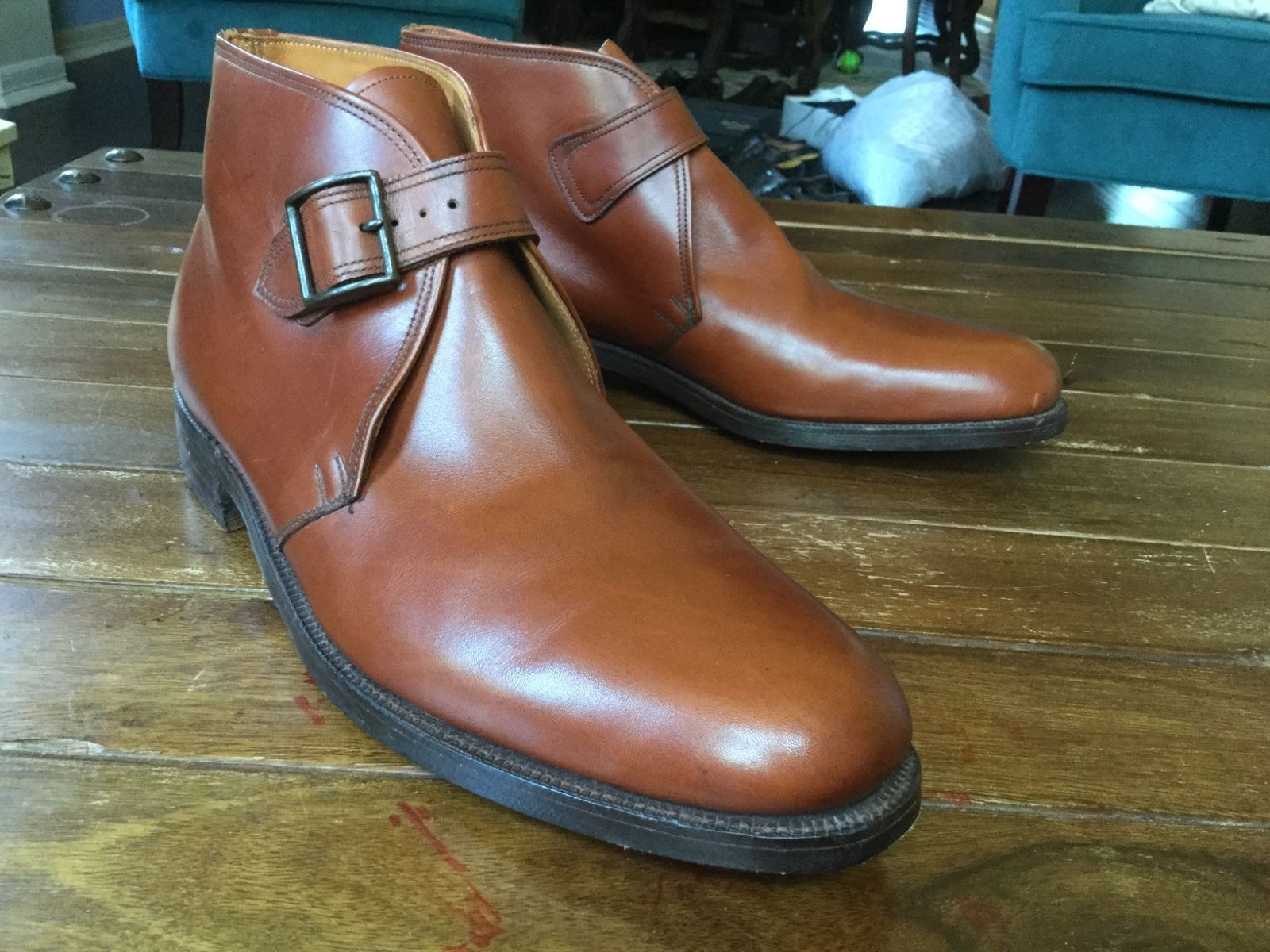 Nettleton Traditionals boots