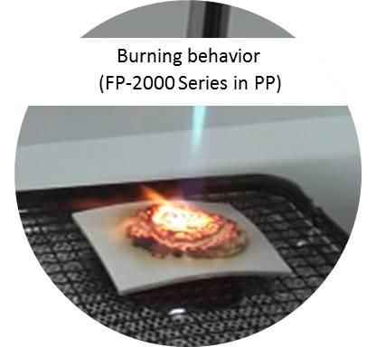 Phosphorous based flame retardant image