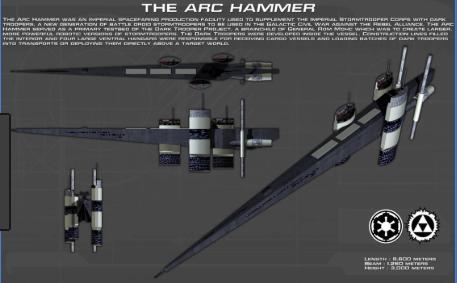 Arc Hammer II image