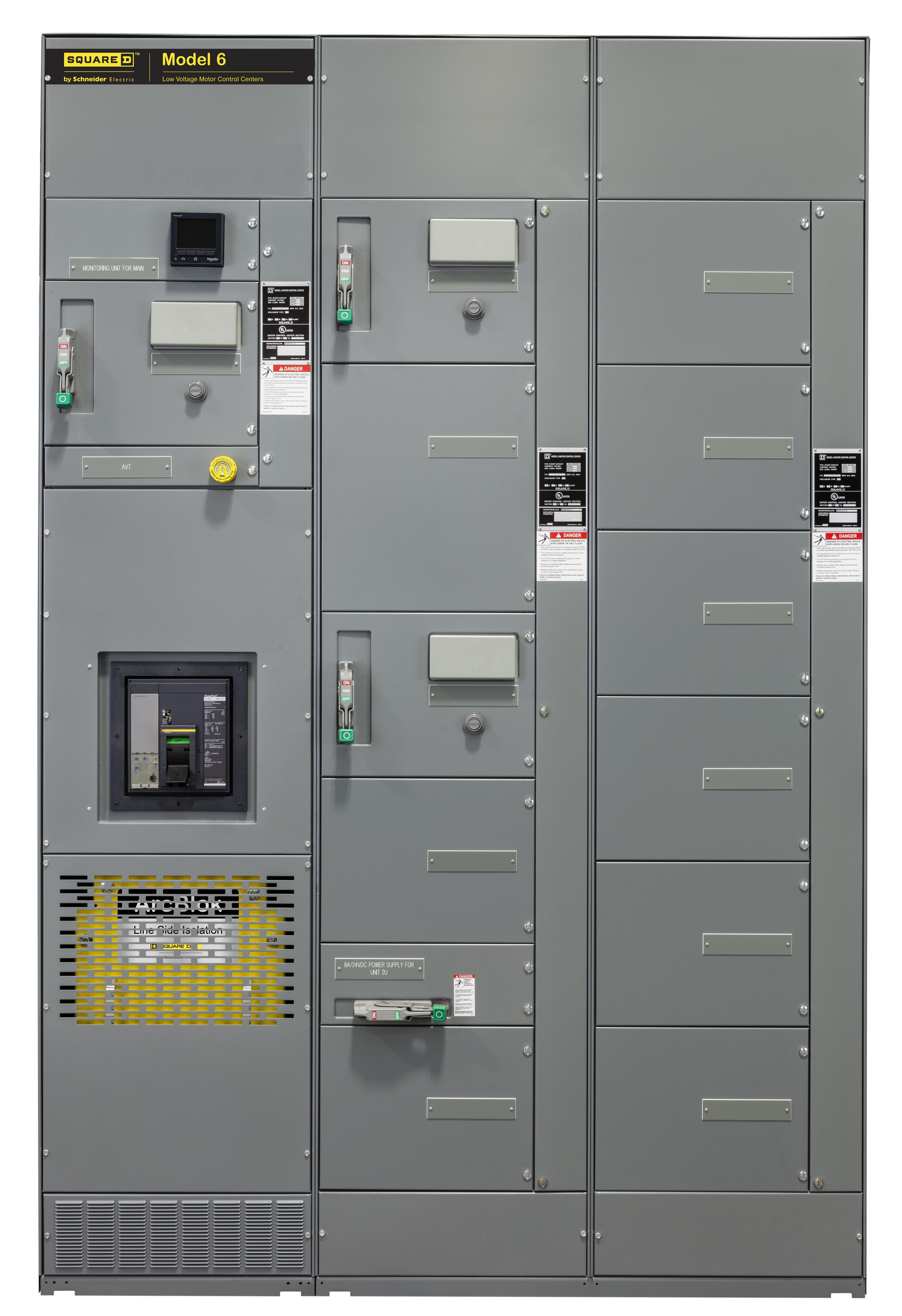 Motor Control Center image