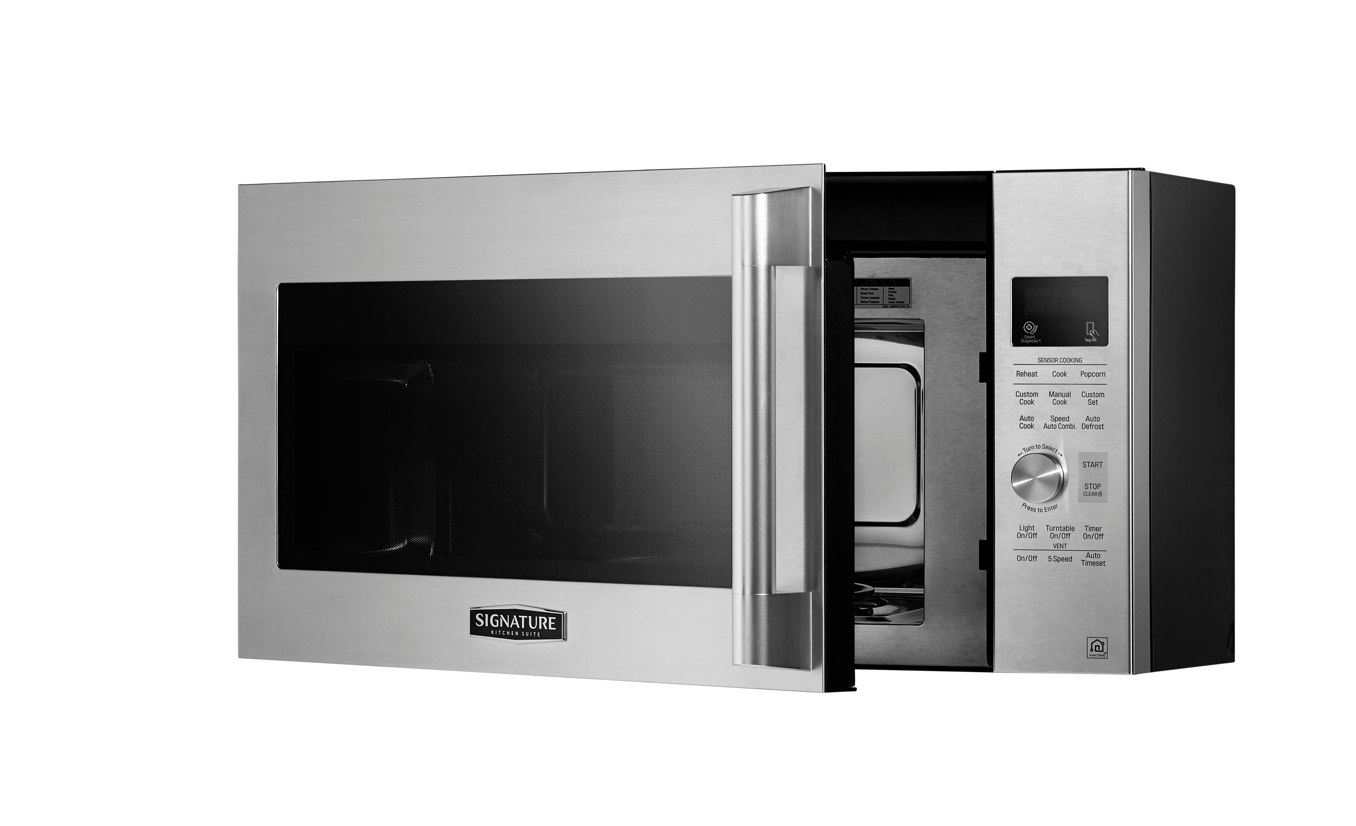 Household Microwave Oven image