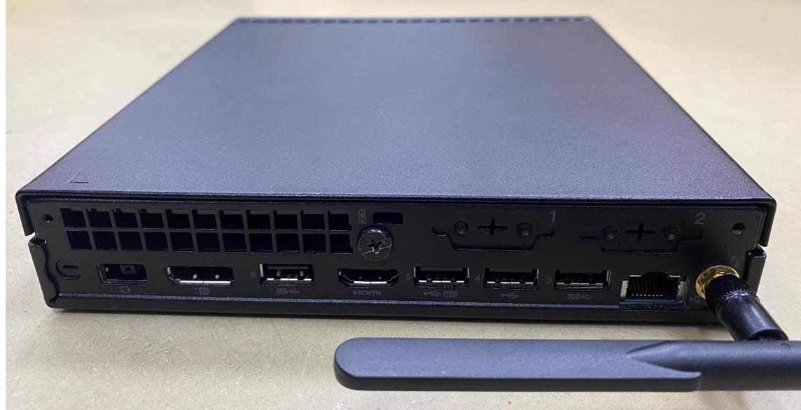 ThinkCentre Desktop PC image