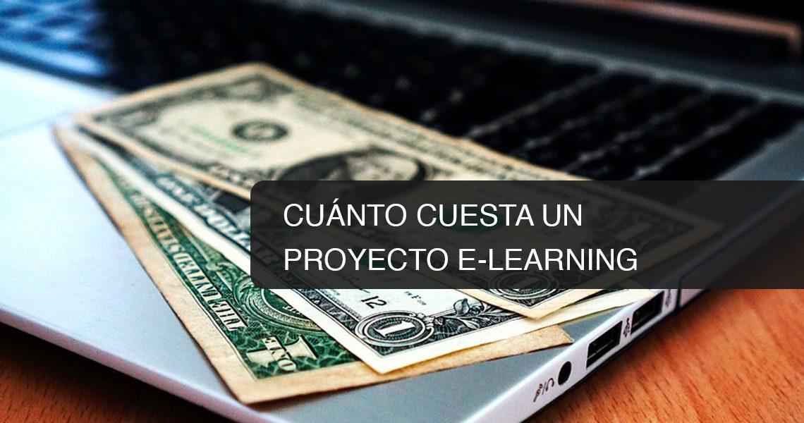 Cu nto cuesta un proyecto e learning precios y tarifas for Cuanto cuesta un espejo