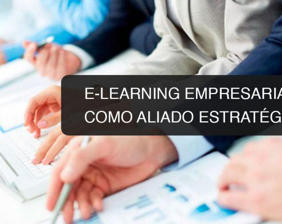 E-Learning empresarial como aliado estratégico