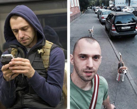 Un fotógrafo ruso demuestra que la privacidad es un mito