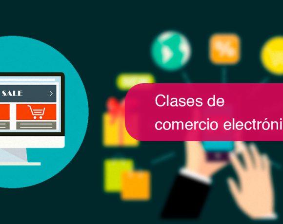 Clases de comercio electrónico