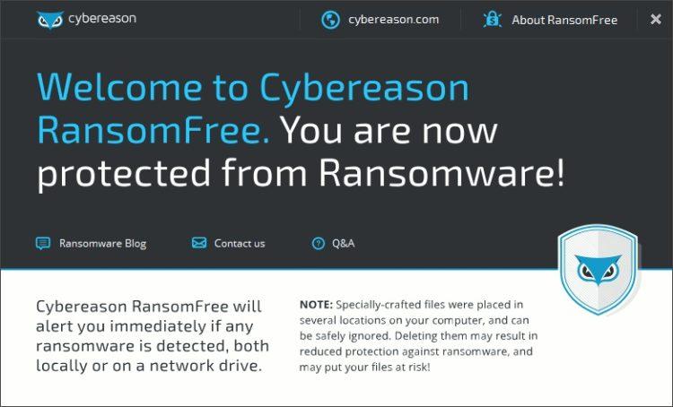 RansomFree: Lo nuevo en protección frente al ransomware