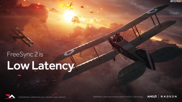 AMD FreeSync 2: Mayor fluidez en los juegos, ahora con HDR