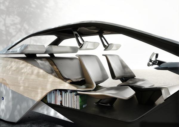 BMW, Mercedes-Benz y Volkswagen mostraron su visión del futuro del automóvil en CES 2017