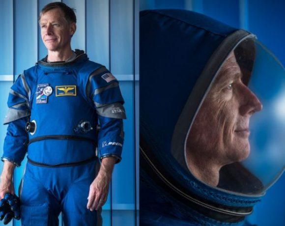 Conoce al nuevo traje espacial de Boeing para la NASA