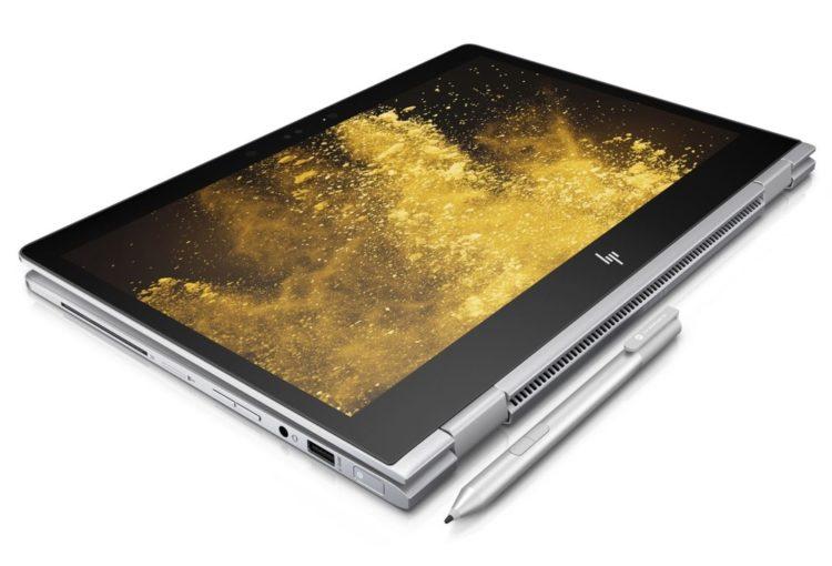 EliteBook x360: El nuevo híbrido para negocios de HP