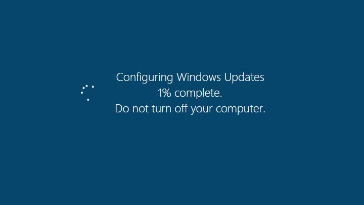 Windows 10 Creators Update permitirá pausar parches hasta 35 días