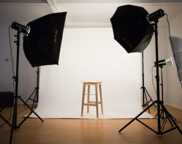 Accesorios para tu estudio fotográfico