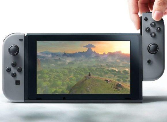 La Nintendo Switch tiene precio y fecha de lanzamiento