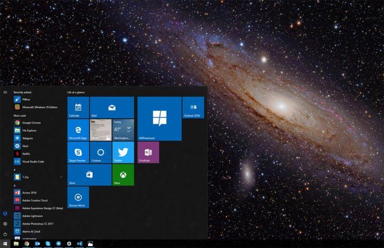 Andromeda: El plan de Microsoft para una «interfaz unificada» en Windows 10