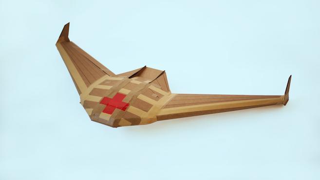 Drones desechables podrían ser clave en momentos de emergencia