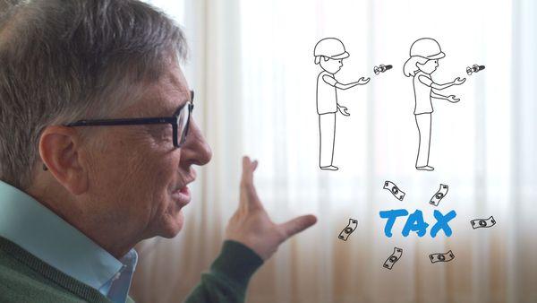 """La solución que propone Bill Gates para los robots que """"roban"""" trabajos"""
