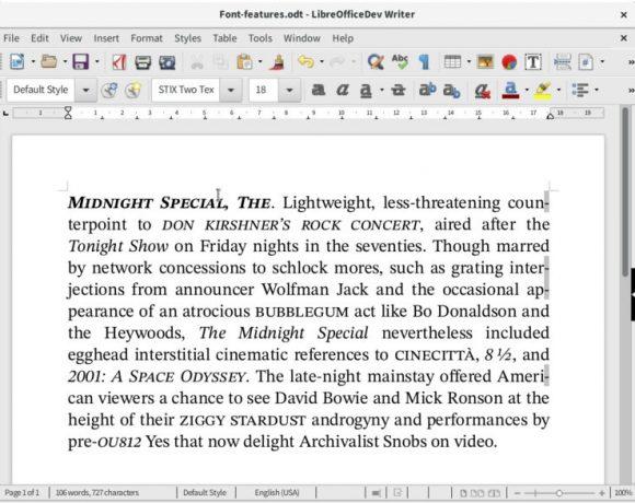 LibreOffice 5.3 se sube a la nube con mejor soporte y más funciones