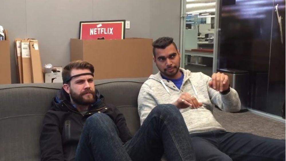 Mindflix, un gadget para controlar Netflix con la mente