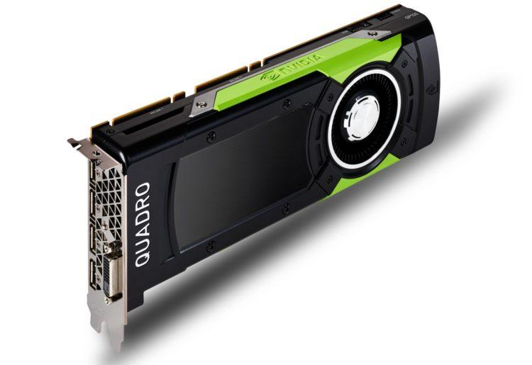 Quadro GP100: El nuevo monstruo de Nvidia con corazón Pascal