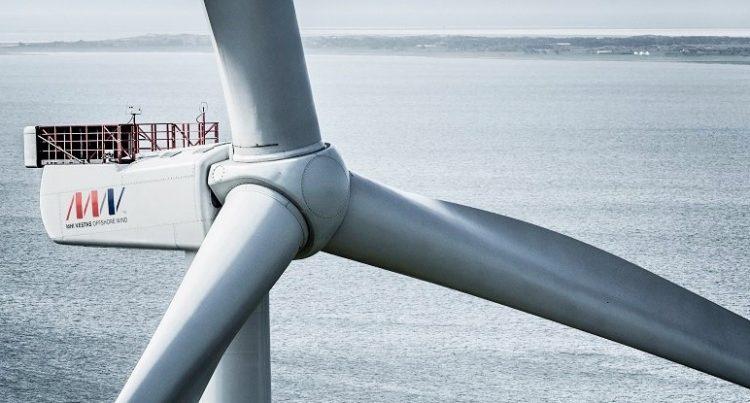 Vestas V164: La turbina eólica que no para de batir récords