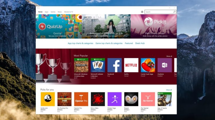 Windows 10 Cloud: ¿La respuesta de Microsoft a Chrome OS?