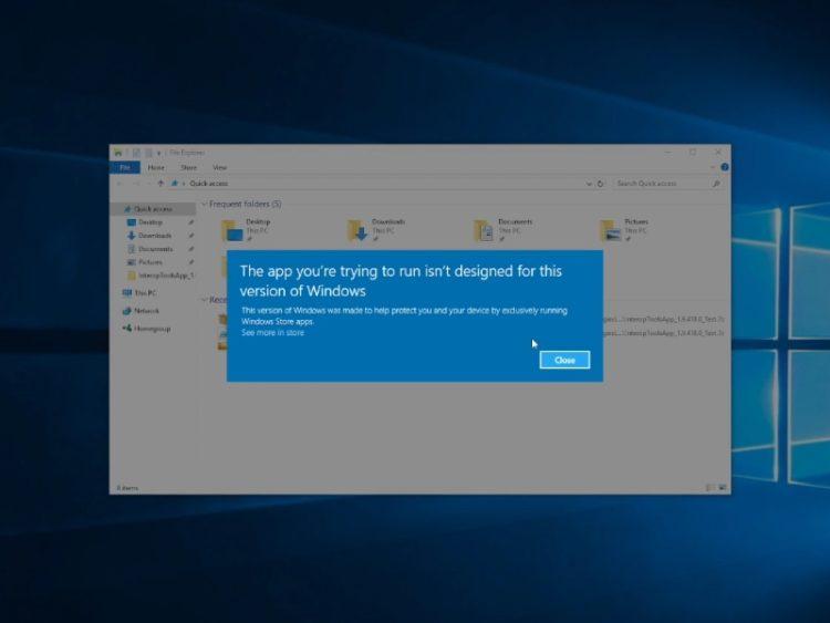Windows 10 Cloud se filtró, y es exactamente lo que esperábamos